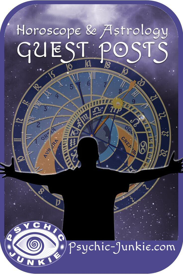 Guest Posts for The Horoscope Junkie