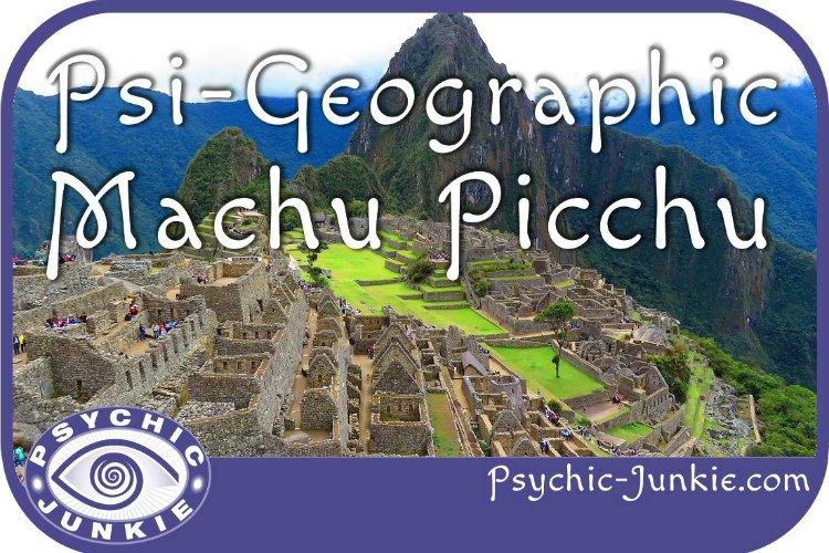 Spiritual Travel Machu Picchu Peru