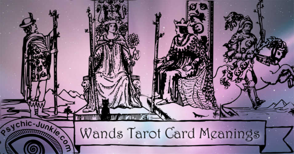 The Full Wands Tarot Card Meaning List