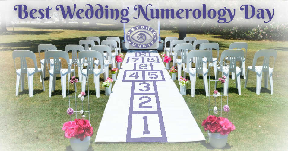 Best Wedding Numerology Date