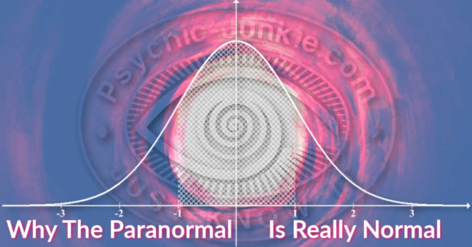 Why the Paranormal is Really Normal
