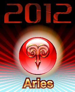 Aries 2012 Predictions
