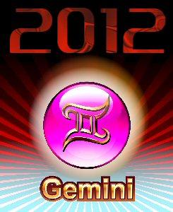 Gemini 2012 Predictions