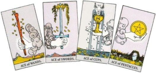 Interpreting Tarot Cards of the Minor Arcana
