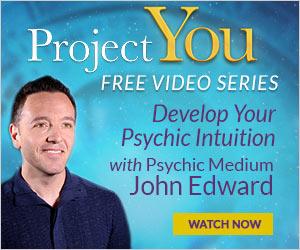 Psychic Medium JOHN EDWARD