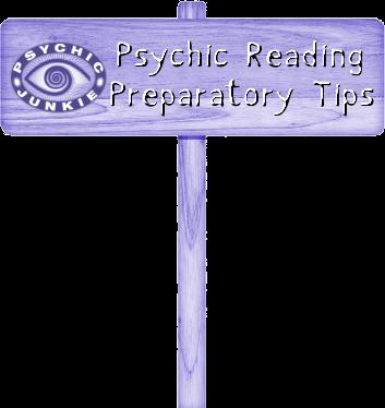 Psychic Reading Tips