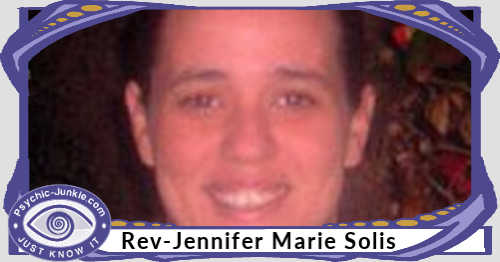 Rev Jennifer Marie Solis