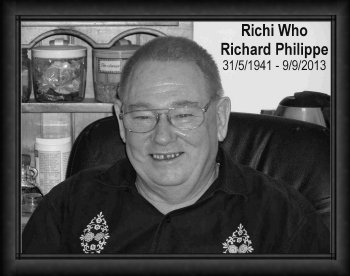 Richi Who (AKA Richard Philippe)