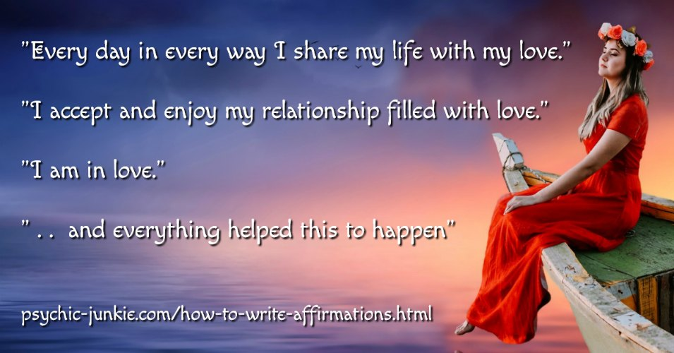 How to Write Affirmations of Love