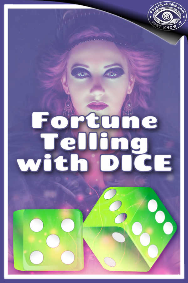 Dice Fortune Telling is called Astragalomancy