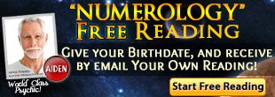 Free Personal Numerologist Predictions Here