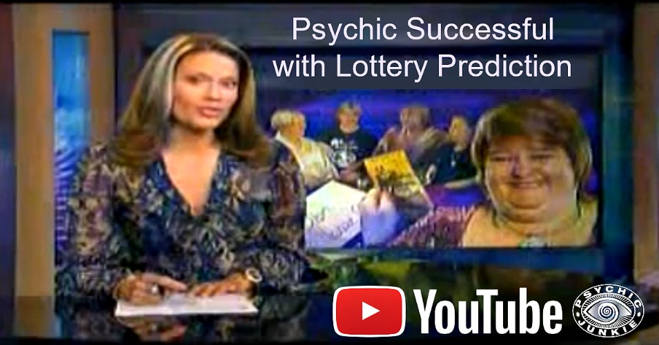 Successful Psychic Lottery Predictions