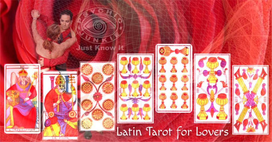 7 Best Latin Tarot Cards For Love