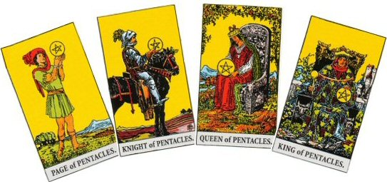 meaning of each tarot card