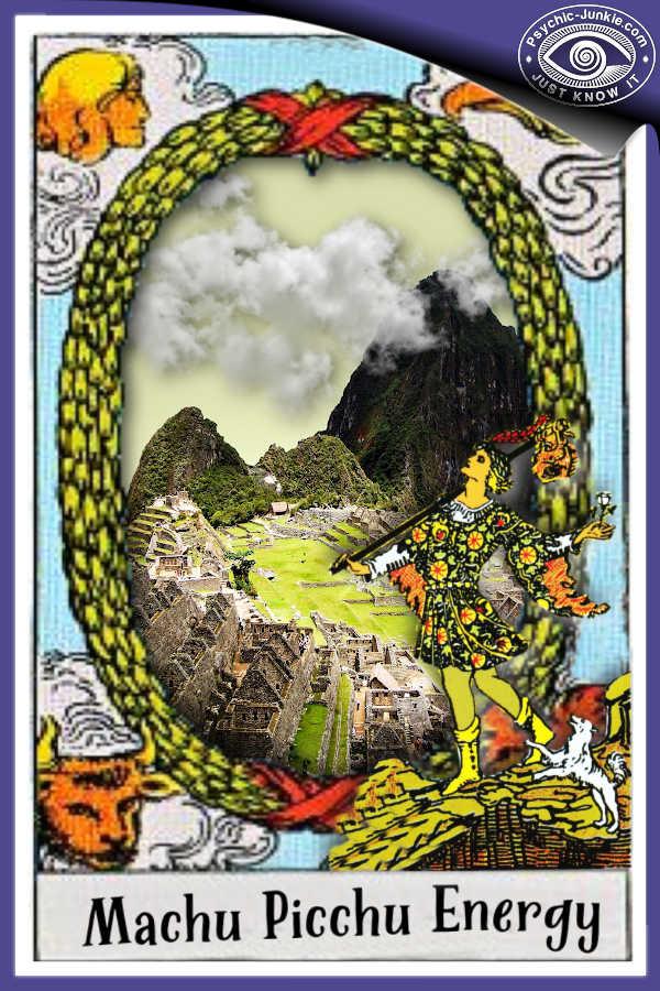 Exploring New Age Machu Picchu Peru