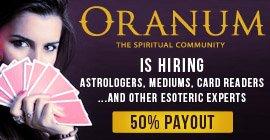 Oranum Esoteric Webcam Community