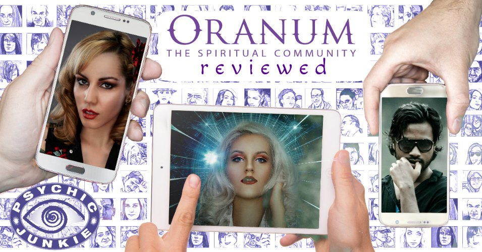 Oranum Psychic Review Page