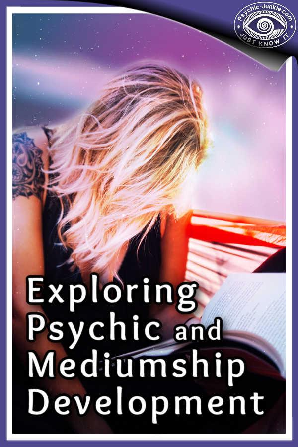 Rev. Brian Sharp will explore your own psychic and mediumship development.