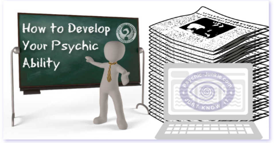 Pages Of Real Psychic Development Articles