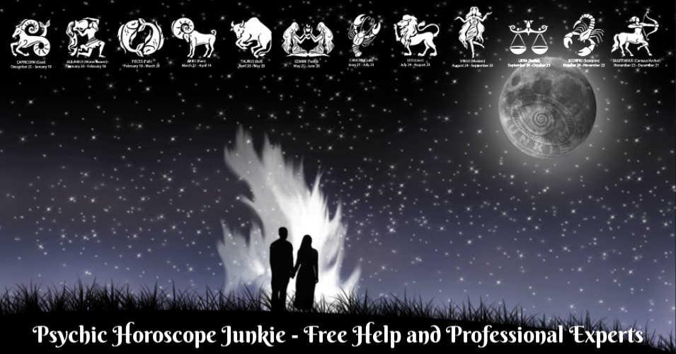 Psychic Horoscope Junkie
