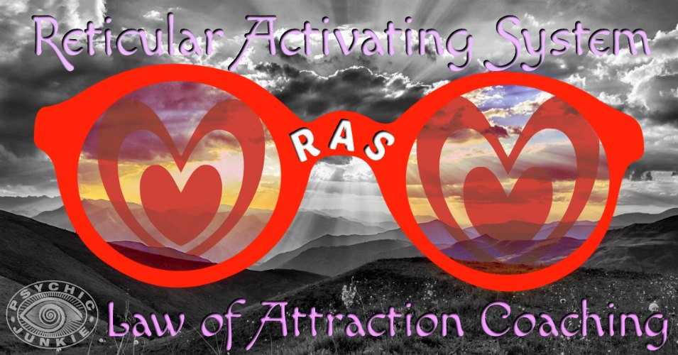 Your Reticular Activating System is key to Law of Attraction Success.