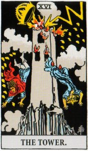 XVI The Tower