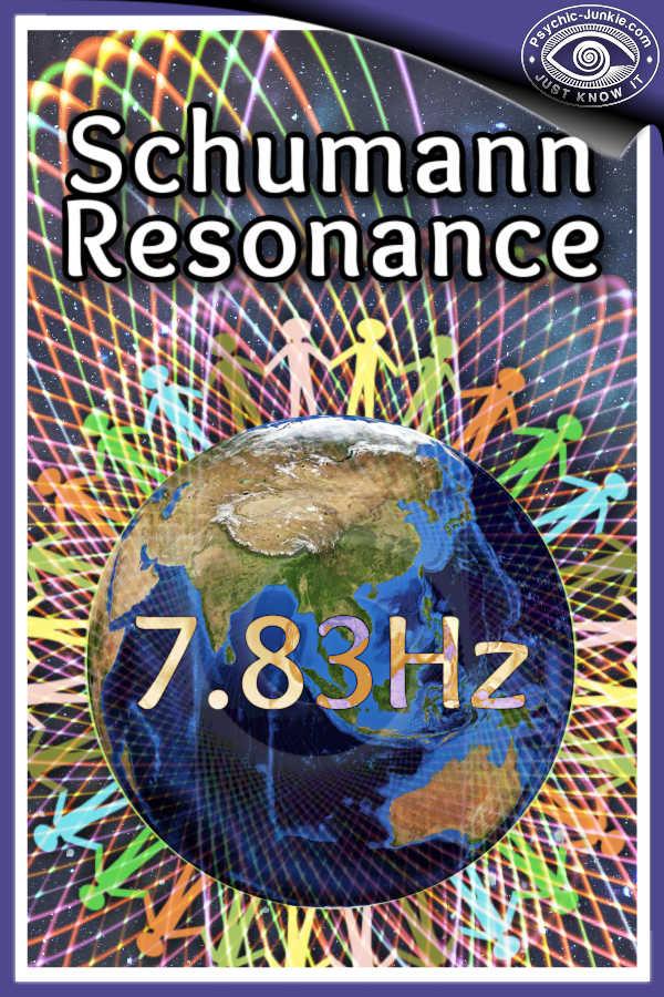 7.83Hz and the Schumann Resonance