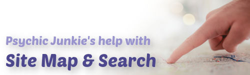Psychic Search Engine and Site Map
