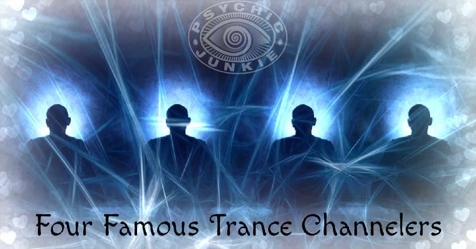4 Famous Trance Channelers