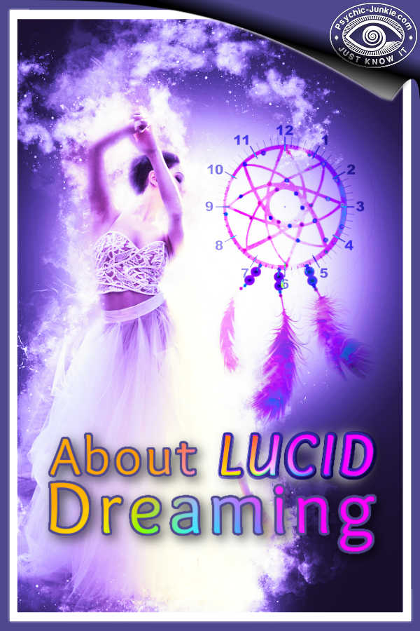 What is lucid dreaming